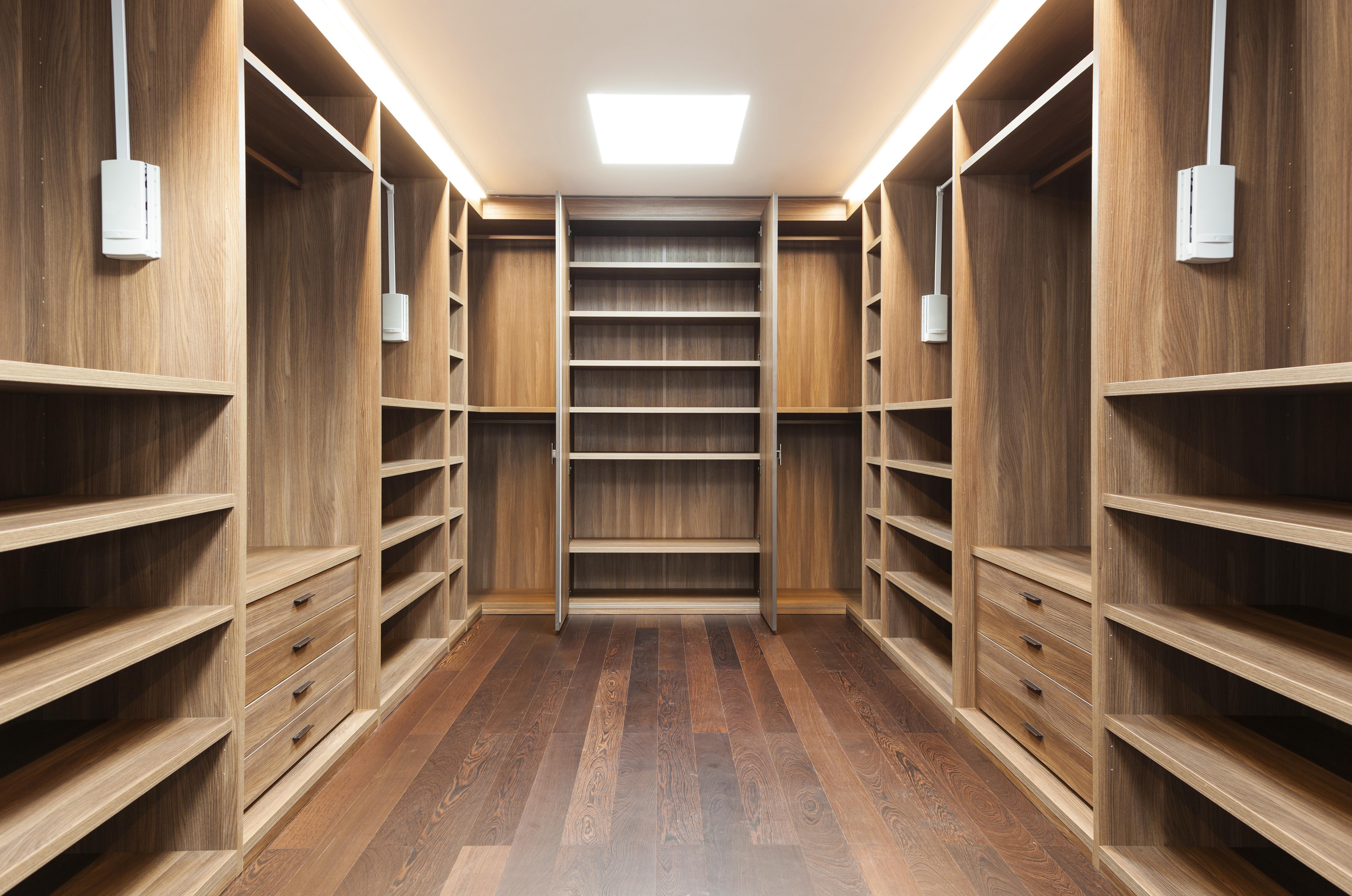 Гардеробная комната = мебель на заказ белгород.