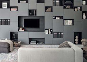 Custom Wall Unit Cabinets